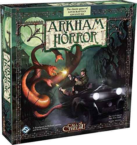 ボードゲーム 英語 アメリカ 海外ゲーム VA09 【送料無料】Fantasy Flight Games A Call of Cthulhu Boardgame, Arkham Horror: The Classic Game of Lovercraftian Adventureボードゲーム 英語 アメリカ 海外ゲーム VA09