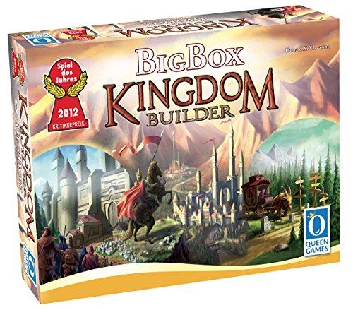 ボードゲーム 英語 アメリカ 海外ゲーム 61121QNG Kingdom Builder Big Boxボードゲーム 英語 アメリカ 海外ゲーム 61121QNG