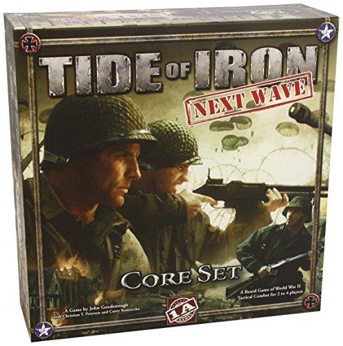ボードゲーム 英語 アメリカ 海外ゲーム 1A Games Tide of Iron: Next Waveボードゲーム 英語 アメリカ 海外ゲーム