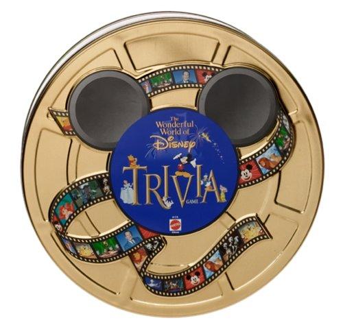 ボードゲーム 英語 アメリカ 海外ゲーム 【送料無料】5Star-TD Wonderful World of Disney Trivia Game in Collectible Tinボードゲーム 英語 アメリカ 海外ゲーム
