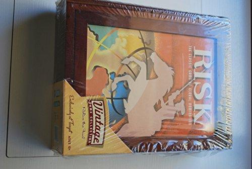 ボードゲーム 英語 アメリカ 海外ゲーム Risk ~ Parker Brothers Vintage Game Collection Wooden Book Boxボードゲーム 英語 アメリカ 海外ゲーム