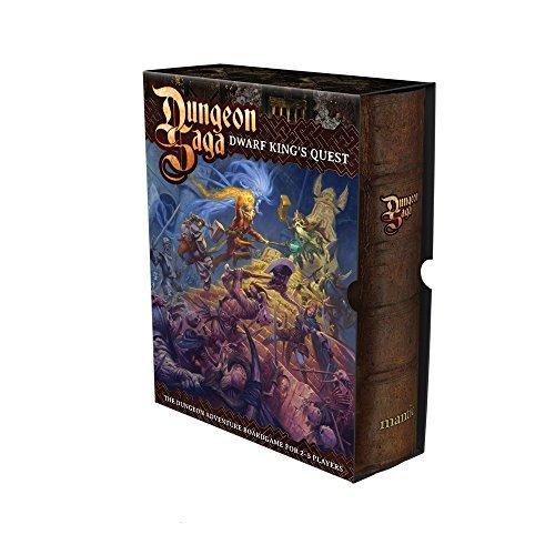 ボードゲーム 英語 アメリカ 海外ゲーム Mantic Games Dungeon Saga: Dwarf Kings Quest byボードゲーム 英語 アメリカ 海外ゲーム
