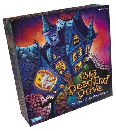 ボードゲーム 英語 アメリカ 海外ゲーム Hasbro 1313 Dead End Drive - Board Gameボードゲーム 英語 アメリカ 海外ゲーム