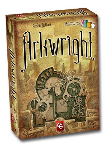 ボードゲーム 英語 アメリカ 海外ゲーム ARK01 Capstone Games Arkwrightボードゲーム 英語 アメリカ 海外ゲーム ARK01