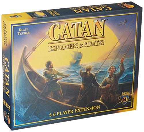 ボードゲーム 英語 アメリカ 海外ゲーム MFG 3070 【送料無料】Mayfair Games Catan: Explorers and Pirates 5-6 Player Extensionボードゲーム 英語 アメリカ 海外ゲーム MFG 3070