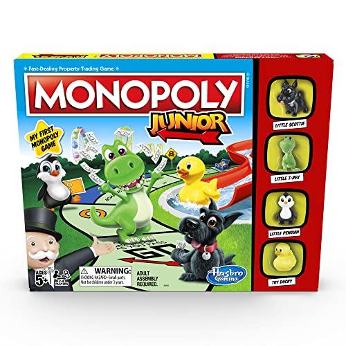 ボードゲーム 英語 アメリカ 海外ゲーム A6984 Monopoly Junior Board Gameボードゲーム 英語 アメリカ 海外ゲーム A6984