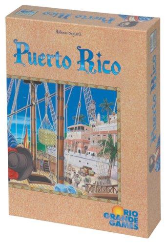 ボードゲーム 英語 アメリカ 海外ゲーム 195RGG 【送料無料】Puerto Rico Gameボードゲーム 英語 アメリカ 海外ゲーム 195RGG
