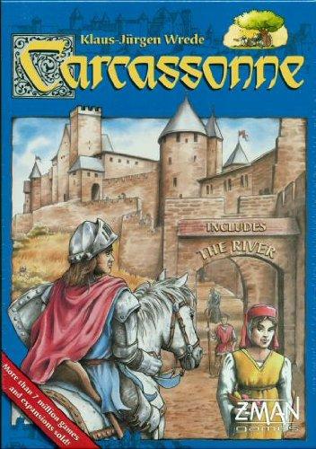 ボードゲーム 英語 アメリカ 海外ゲーム 78000ZMG Carcassonne Classicボードゲーム 英語 アメリカ 海外ゲーム 78000ZMG