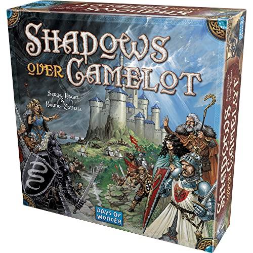 ボードゲーム 英語 アメリカ 海外ゲーム DOW 7401 Days of Wonder Shadows Over Camelotボードゲーム 英語 アメリカ 海外ゲーム DOW 7401