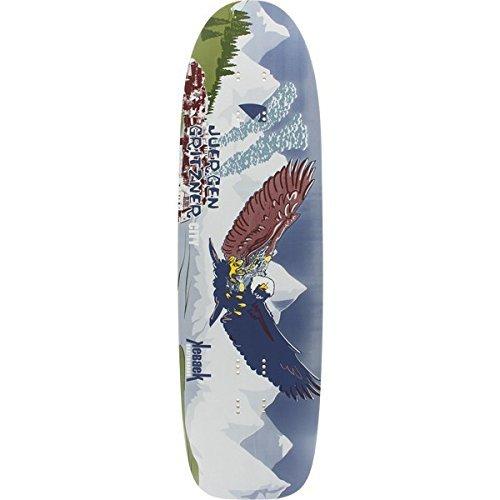 ケベック ロングスケートボード スケボー 海外モデル アメリカ直輸入 Kebbek Skateboards Juergen Gritzner City Longboard Skateboard Deck - 10.5 x 36.75 by Kebbek Skateboardsケベック ロングスケートボード スケボー 海外モデル アメリカ直輸入