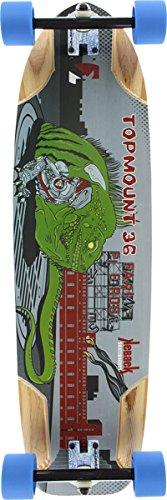 ケベック ロングスケートボード スケボー 海外モデル アメリカ直輸入 【送料無料】Kebbek Skateboards Topmount Complete Skateboard - 9.8