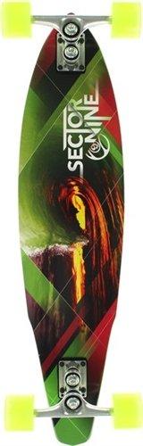 セクター9 スタンダードスケートボード 9.12