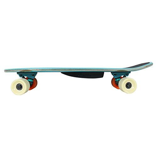 グローブ スタンダードスケートボード スケボー 海外モデル アメリカ直輸入 Globe Blazer GSB Speakerboard Complete Skateboard -7.25x26 Tealグローブ スタンダードスケートボード スケボー 海外モデル アメリカ直輸入