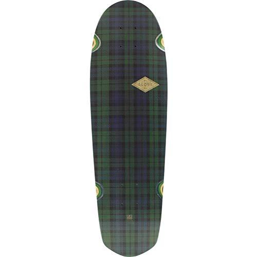 グローブ ロングスケートボード スケボー 海外モデル アメリカ直輸入 Globe Pusher School Girl Plaid Longboard Skateboard Deck - 8.75