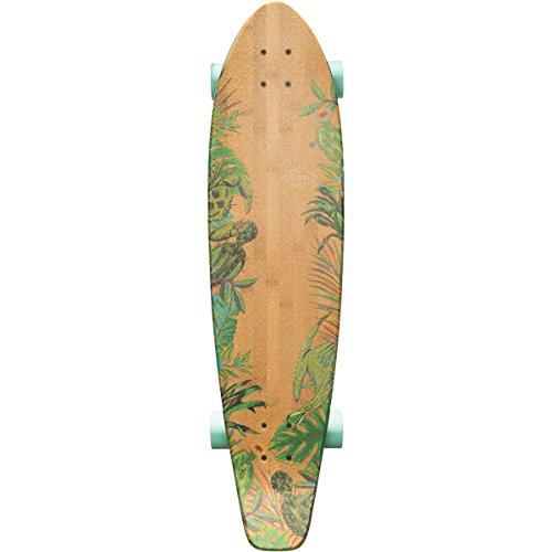 グローブ ロングスケートボード スケボー 海外モデル アメリカ直輸入 10525271 Globe The All-Time Bamboo Complete Skateboard,Prickly Pear,35.875