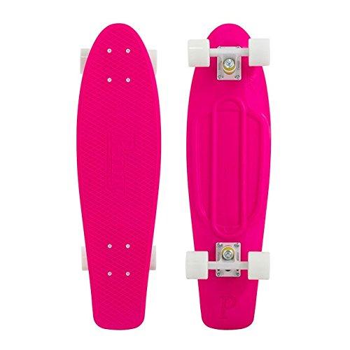 ペニー スタンダードスケートボード スケボー 海外モデル アメリカ直輸入 DECK Penny Limited Edition Plastic Skateboard Nickel Hot Pink 27ペニー スタンダードスケートボード スケボー 海外モデル アメリカ直輸入 DECK