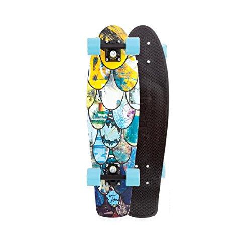 低価格の ペニー スタンダードスケートボード I スケボー 海外モデル アメリカ直輸入 PENNY 海外モデル Plastic Skateboard Complete 27