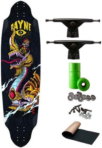 レイン ロングスケートボード スケボー 海外モデル アメリカ直輸入 Rayne Avenger 2012 Complete Longboard Skateboard Fully Assembledレイン ロングスケートボード スケボー 海外モデル アメリカ直輸入