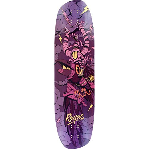 レイン ロングスケートボード スケボー 海外モデル アメリカ直輸入 Rayne George Mackenzie G-Mack V2 Longboard Skateboard Deck - 10