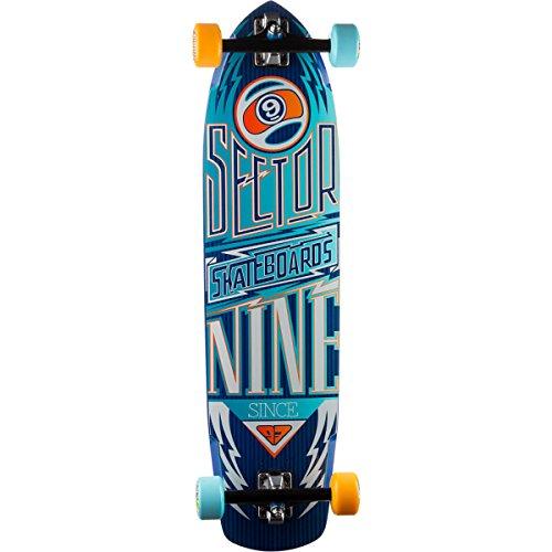 セクター9 ロングスケートボード スケボー 海外モデル アメリカ直輸入 DECK Sector 9 Skateboards Carbon Flight Longboard Blue, One Sizeセクター9 ロングスケートボード スケボー 海外モデル アメリカ直輸入 DECK