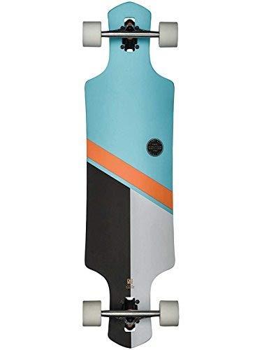 グローブ ロングスケートボード スケボー 海外モデル アメリカ直輸入 10525138 GLOBE Skateboards Geminon Longboard Complete Skateboard, Sky/Orange, 38.5グローブ ロングスケートボード スケボー 海外モデル アメリカ直輸入 10525138