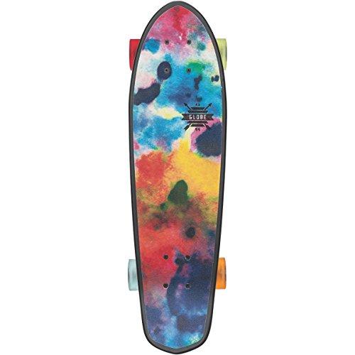 グローブ ロングスケートボード スケボー 海外モデル アメリカ直輸入 10525125 Globe Blazer Cruiser Complete Skateboard,Black/Color Bomb,26