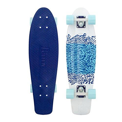 スタンダードスケートボード スケボー 海外モデル 直輸入 PNYCOMP27353 Penny Nickel Complete Skateboard, Safari Road, 27