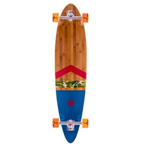 ディービーロングボード ロングスケートボード スケボー 海外モデル アメリカ直輸入 DB Longboards 2015 Anthem Bamboo Fiberglass Pintail 42 Longboard Completeディービーロングボード ロングスケートボード スケボー 海外モデル アメリカ直輸入