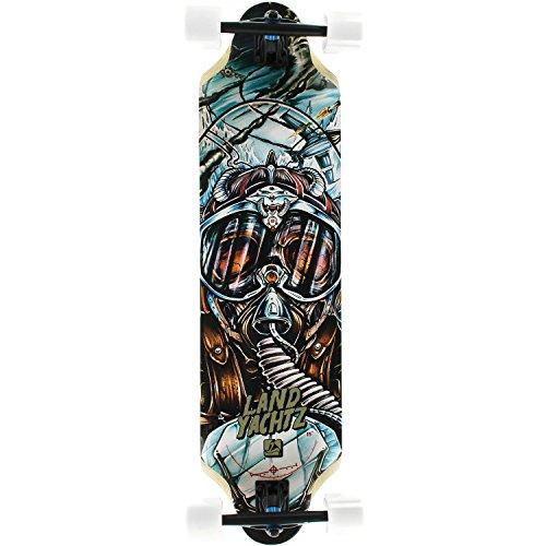 ランドヤッツ ロングスケートボード スケボー 海外モデル アメリカ直輸入 Landyachtz Top Speed 36 Mask Complete Longboard Skateboard -9.5x36.5ランドヤッツ ロングスケートボード スケボー 海外モデル アメリカ直輸入