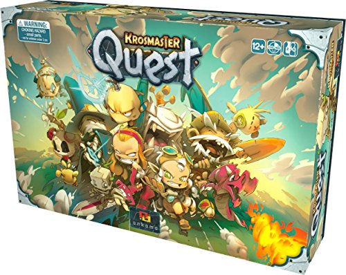 ボードゲーム 英語 アメリカ 海外ゲーム KMQ001 Krosmaster Quest Core Boxボードゲーム 英語 アメリカ 海外ゲーム KMQ001