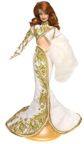 バービー バービー人形 バービーコレクター コレクタブルバービー プラチナレーベル 074299555015 Barbie Radiant Redhead Barbie Doll Bob Mackie - Red Carpet Collectバービー バービー人形 バービーコレクター コレクタブルバービー プラチナレーベル 074299555015