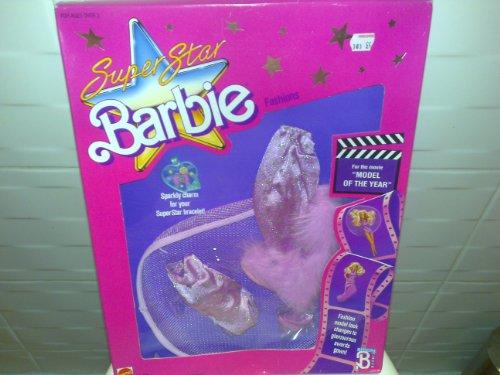 バービー バービー人形 着せ替え 衣装 ドレス 3301, Asst. 3308 Barbie Super Star Fashions Model Of The Year (1988 Mattel Hawthorne)バービー バービー人形 着せ替え 衣装 ドレス 3301, Asst. 3308
