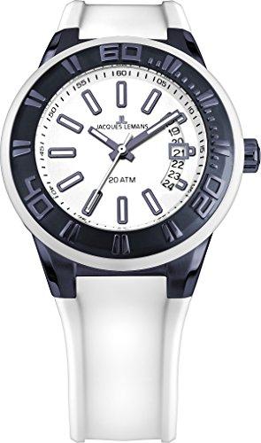 腕時計 ジャックルマン オーストリア メンズ ケビンコスナー愛用 1-1784R 【送料無料】Jacques Lemans Milano 1-1784R Mens Wristwatch 200m Water-Resistant腕時計 ジャックルマン オーストリア メンズ ケビンコスナー愛用 1-1784R