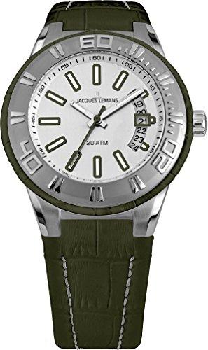 ジャックルマン オーストリア 腕時計 メンズ ケビンコスナー愛用 1-1770E 【送料無料】Jacques Lemans Milano 1-1770E Mens Wristwatch 200m Water-Resistantジャックルマン オーストリア 腕時計 メンズ ケビンコスナー愛用 1-1770E