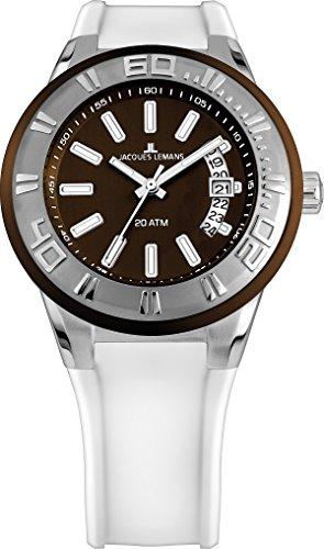 ジャックルマン オーストリア 腕時計 メンズ ケビンコスナー愛用 Miami Jacques Lemans Milano Mens Wristwatch 200m Water-Resistantジャックルマン オーストリア 腕時計 メンズ ケビンコスナー愛用 Miami