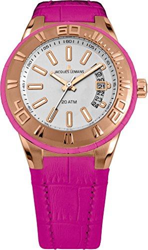 ジャックルマン オーストリア 腕時計 メンズ ケビンコスナー愛用 1-1771I 【送料無料】Jacques Lemans Milano 1-1771I Mens Wristwatch Design Highlightジャックルマン オーストリア 腕時計 メンズ ケビンコスナー愛用 1-1771I