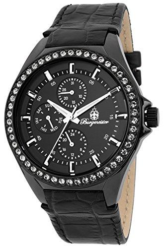 ブルゲルマイスター ドイツ高級腕時計 レディース BM529-622 【送料無料】Burgmeister ladies quartz watch Tampa, BM529-622ブルゲルマイスター ドイツ高級腕時計 レディース BM529-622