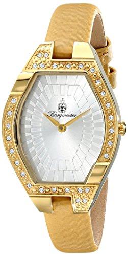腕時計 ブルゲルマイスター レディース ドイツ高級腕時計 BM801-289 【送料無料】Burgmeister Women's BM801-289 Arvada Analog Display Quartz Gold Watch腕時計 ブルゲルマイスター レディース ドイツ高級腕時計 BM801-289