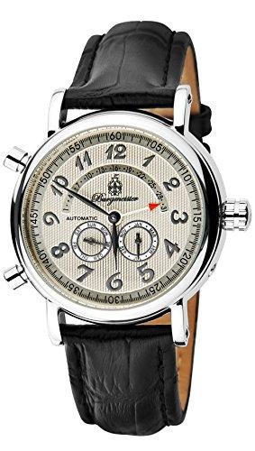 ブルゲルマイスター ドイツ高級腕時計 メンズ BM105-112 【送料無料】Burgmeister Men's BM105-112 Nevada Automatic Watchブルゲルマイスター ドイツ高級腕時計 メンズ BM105-112