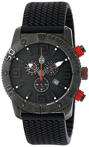ブルゲルマイスター ドイツ高級腕時計 メンズ BM521-622E 【送料無料】Burgmeister Men's BM521-622E Black Chrono Analog Chronograph Watchブルゲルマイスター ドイツ高級腕時計 メンズ BM521-622E