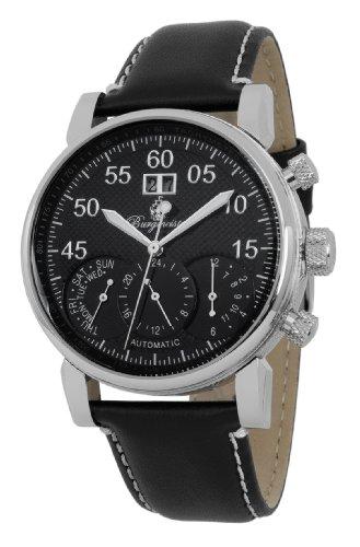 """ブルゲルマイスター ドイツ高級腕時計 メンズ BM112-122 【送料無料】Burgmeister Men""""s BM112-122 Montreal Automatic Watchブルゲルマイスター ドイツ高級腕時計 メンズ BM112-122"""