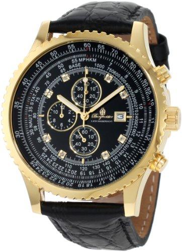 ブルゲルマイスター ドイツ高級腕時計 メンズ BM320-222 【送料無料】Burgmeister Men's BM320-222 Savannah Chronograph Watchブルゲルマイスター ドイツ高級腕時計 メンズ BM320-222