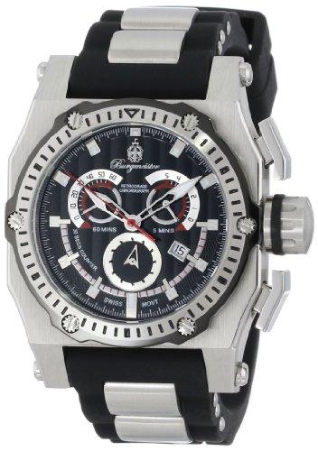 ブルゲルマイスター ドイツ高級腕時計 メンズ BM157-121 【送料無料】Burgmeister Men's BM157-121 London Chronograph Watchブルゲルマイスター ドイツ高級腕時計 メンズ BM157-121