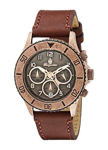 ブルゲルマイスター ドイツ高級腕時計 メンズ BM532-315 Burgmeister Men's BM532-315 Analog Display Quartz Brown Watchブルゲルマイスター ドイツ高級腕時計 メンズ BM532-315