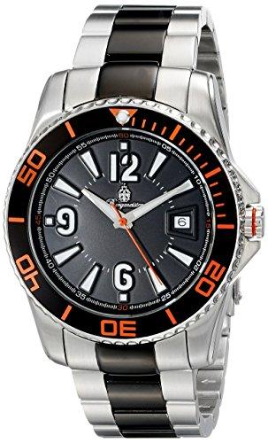 ブルゲルマイスター ドイツ高級腕時計 メンズ BM531-127B 【送料無料】Burgmeister Men's BM531-127B Analog Display Quartz Silver Watchブルゲルマイスター ドイツ高級腕時計 メンズ BM531-127B