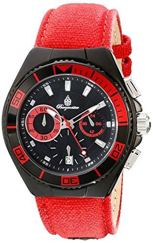ブルゲルマイスター ドイツ高級腕時計 メンズ BM609-624 Burgmeister Men's BM609-624 Marseille Analog Chronograph Watchブルゲルマイスター ドイツ高級腕時計 メンズ BM609-624
