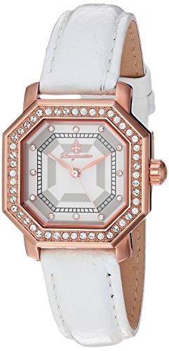腕時計 ブルゲルマイスター レディース ドイツ高級腕時計 BM168-386 【送料無料】Burgmeister Women's BM168-386 Analog Display Quartz White Watch腕時計 ブルゲルマイスター レディース ドイツ高級腕時計 BM168-386