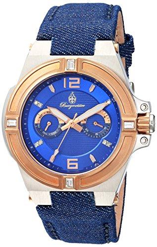 ブルゲルマイスター ドイツ高級腕時計 レディース BM220-933 【送料無料】Burgmeister Women's BM220-933 Analog Display Quartz Blue Watchブルゲルマイスター ドイツ高級腕時計 レディース BM220-933