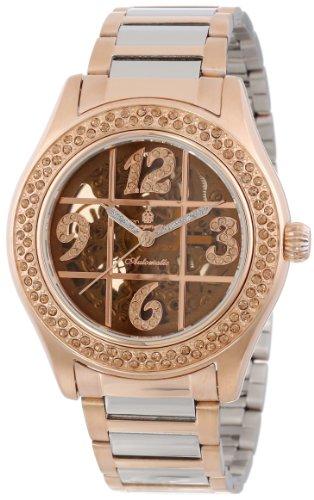 ブルゲルマイスター ドイツ高級腕時計 レディース BM170-397 【送料無料】Burgmeister Women's BM170-397 Sunshine Analog Automatic Watchブルゲルマイスター ドイツ高級腕時計 レディース BM170-397