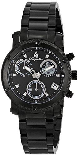 ブルゲルマイスター ドイツ高級腕時計 レディース BM524-622 【送料無料】Burgmeister Women's BM524-622 Analog Display Analog Quartz Black Watchブルゲルマイスター ドイツ高級腕時計 レディース BM524-622